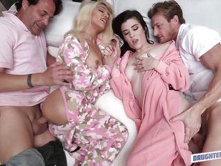 Ганг банг порно большие члены