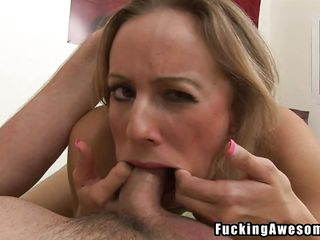 Порно кончил в попку маме